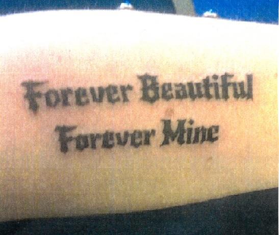 Unnatural Tattoo two