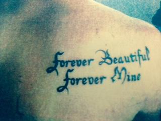 Unnatural Tattoo!